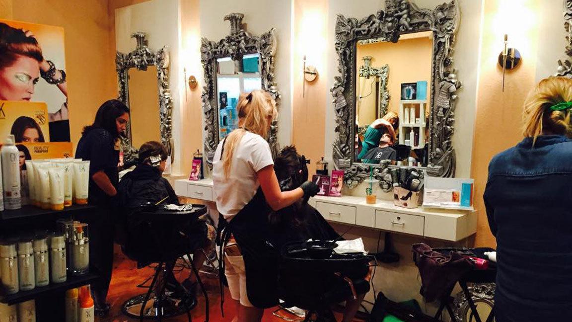 Best hair salon in orlando una donna pi orlando sentinel for A new image salon orlando