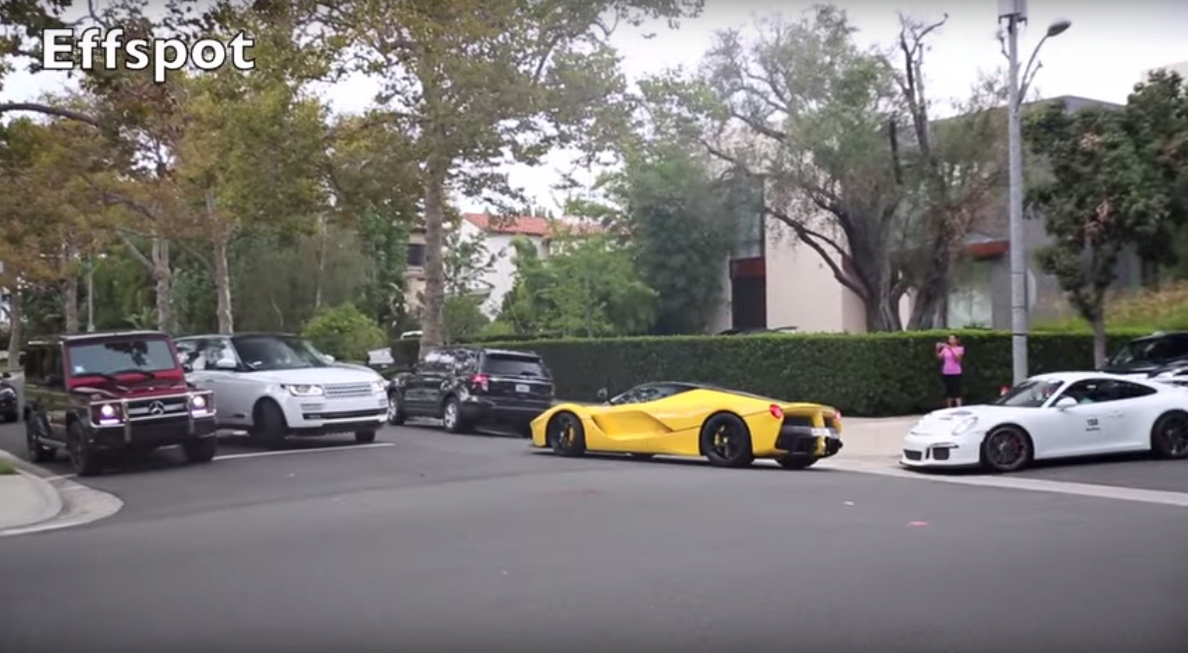 owner of speeding ferrari in beverly hills is drag racing qatar prince la t. Cars Review. Best American Auto & Cars Review