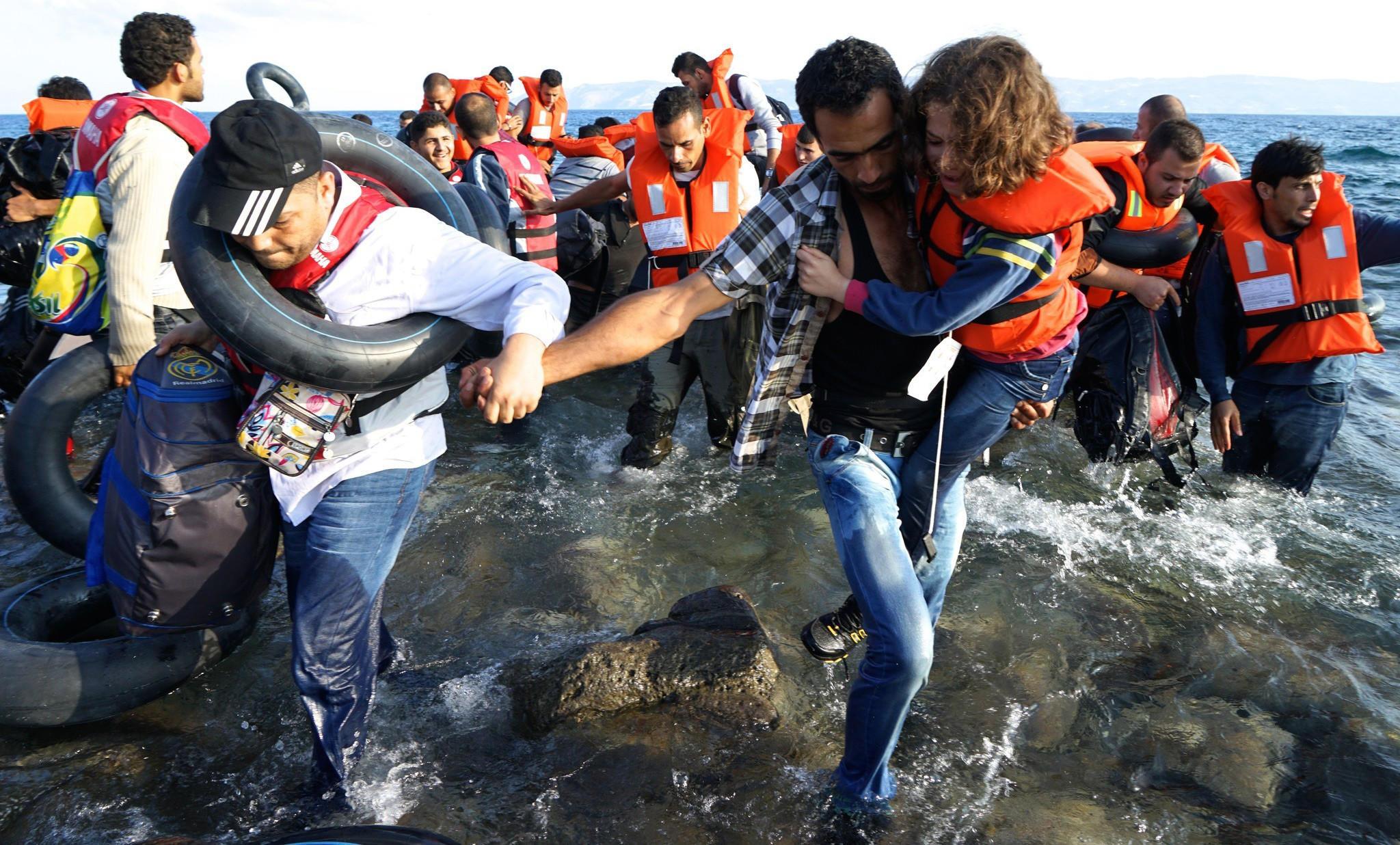 نتيجة بحث الصور عن قصة الهروب الى اوربا العراق