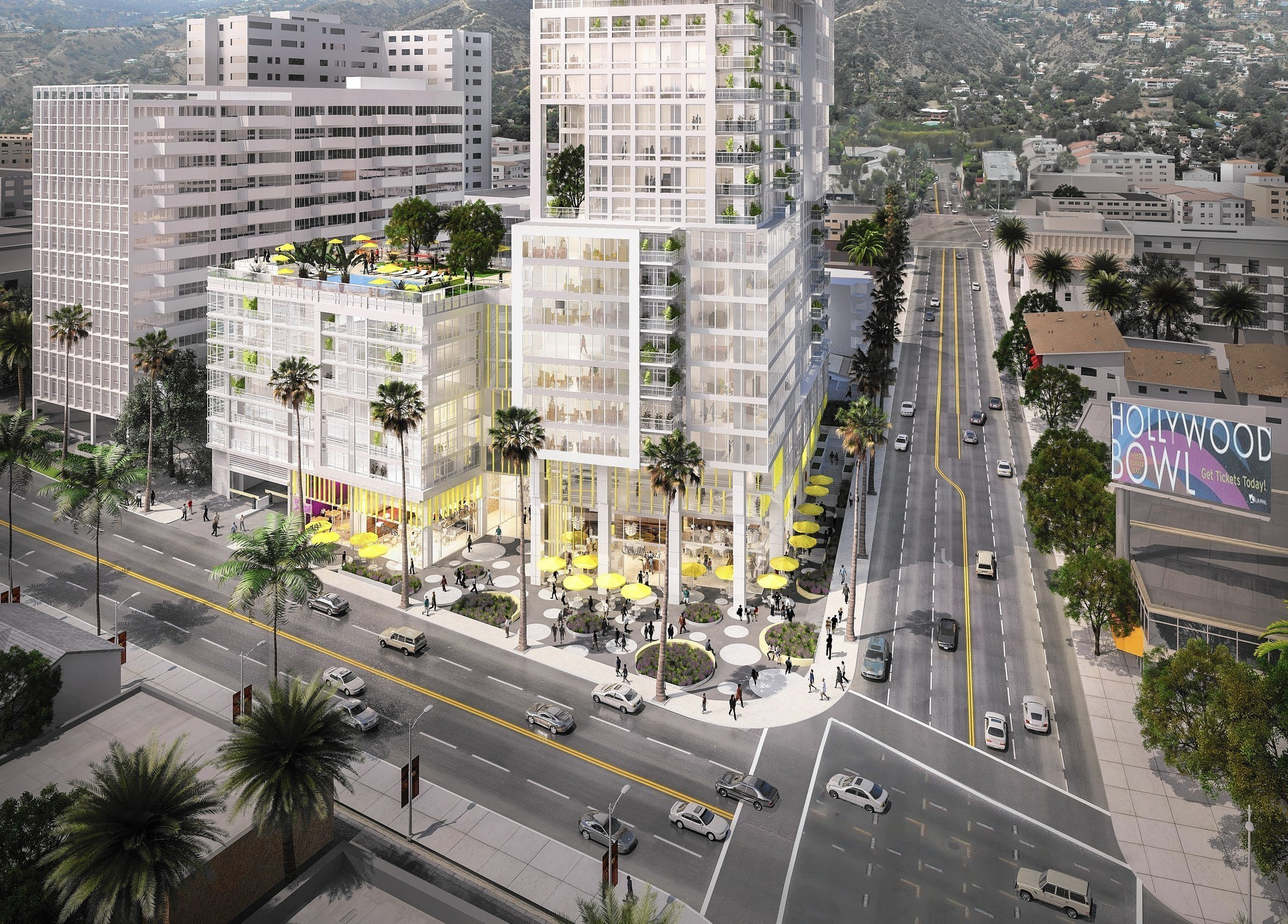 Battle over Hollywood church could plicate a high rise