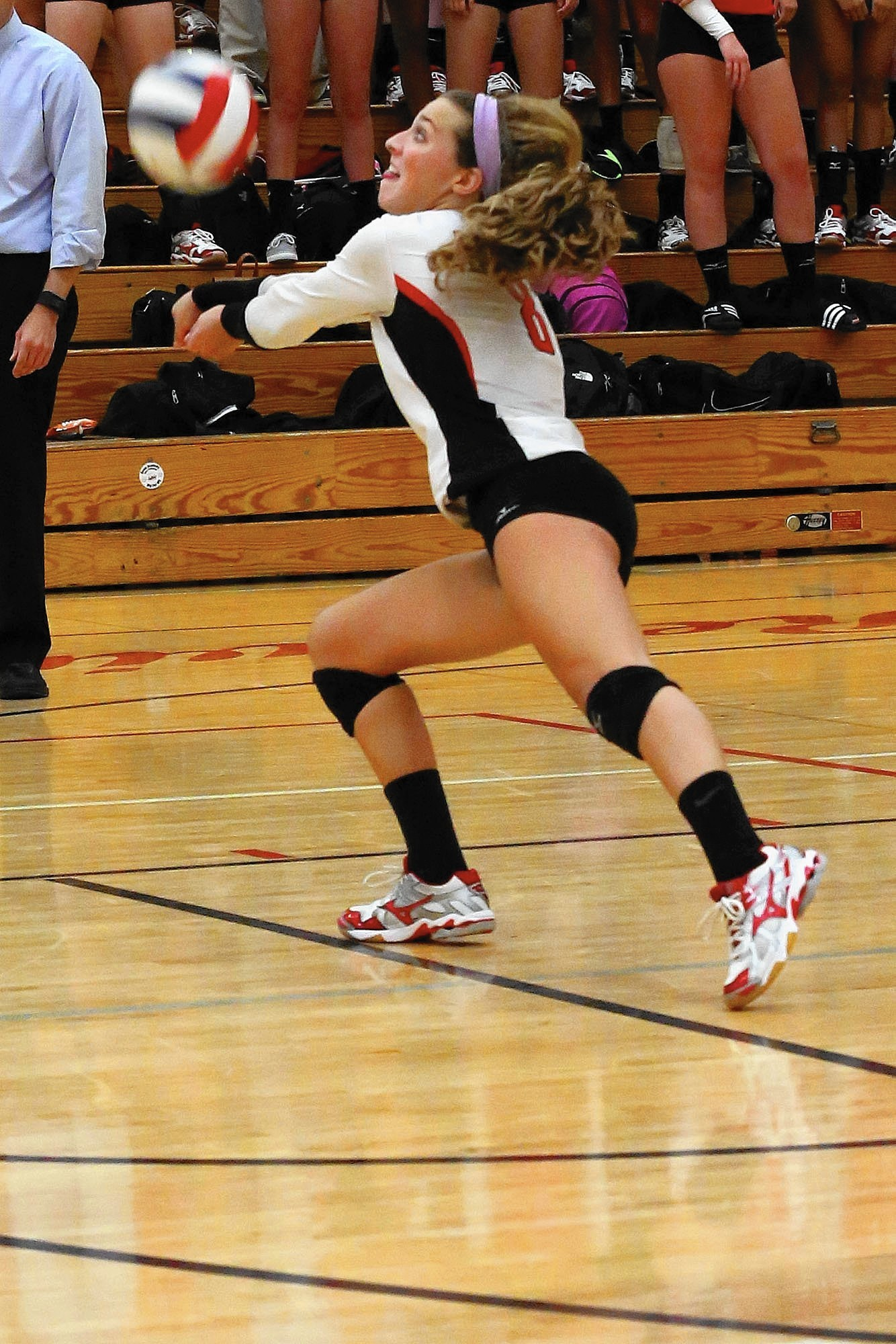 Girls volleyball notes: Libero jersey fits for Benet's Lauren Barnes