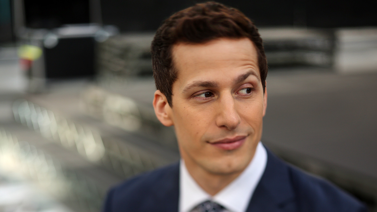 Emmy Host Andy Samberg S Guilty Pleasure Is Award Shows