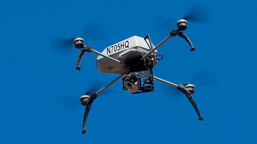 Drones in California