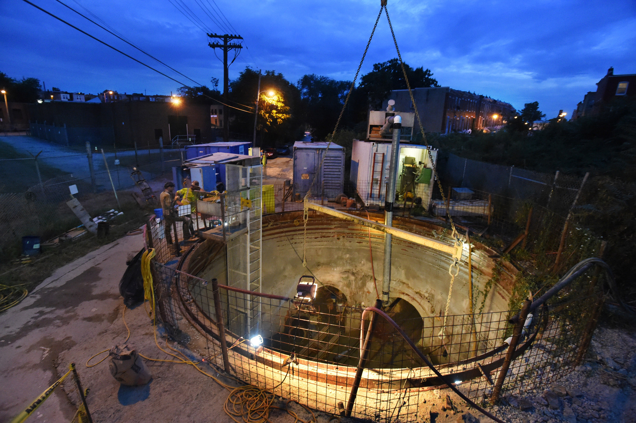 No end in sight for city's $1.1 billion overhaul of leaky ... $700 Million