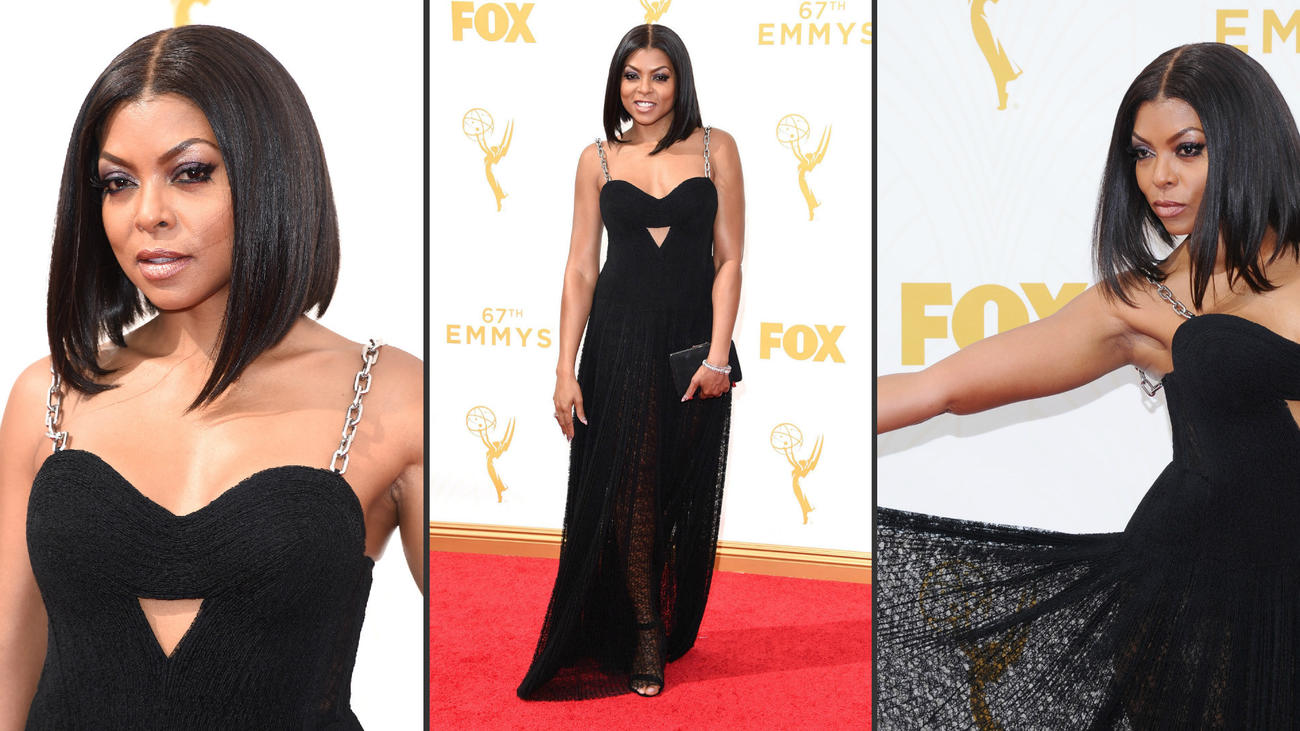 Best Dressed: Taraji P. Henson