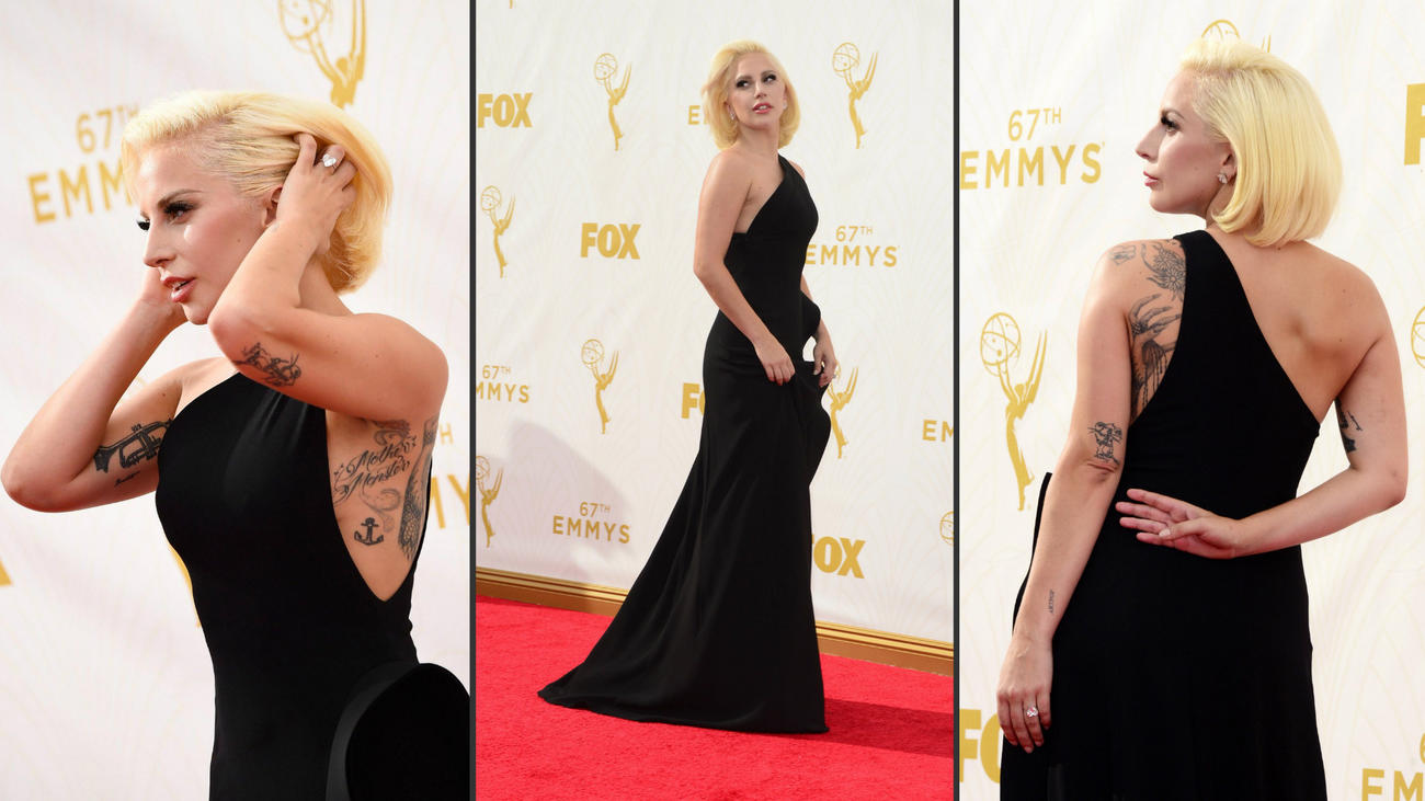 Best dressed: Lady Gaga
