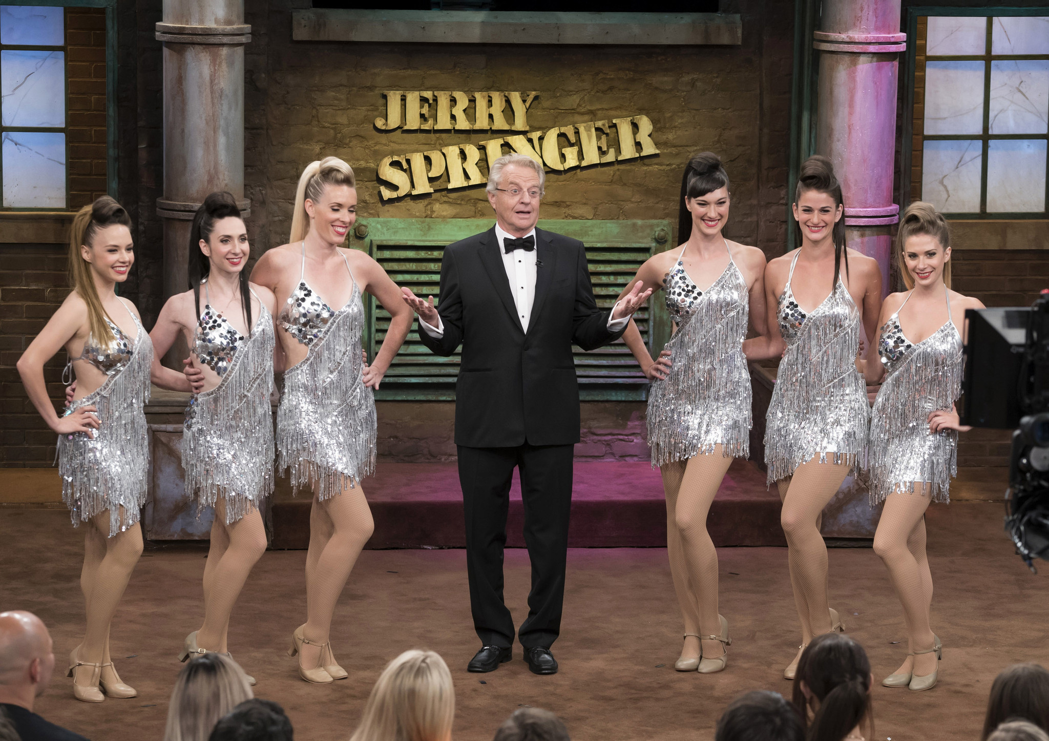 Impossible. The jerry springer show nude females remarkable, rather