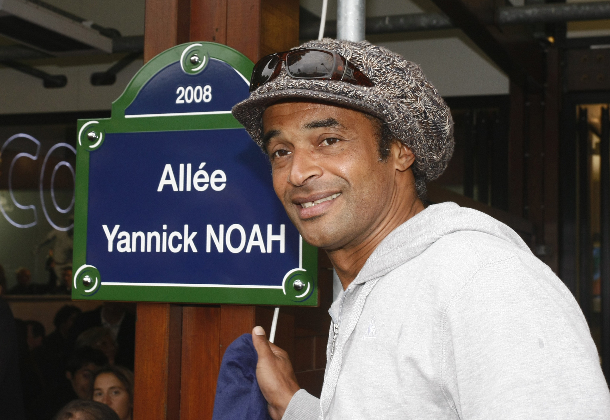 Yannick Noah appointed as new France Davis Cup captain Chicago