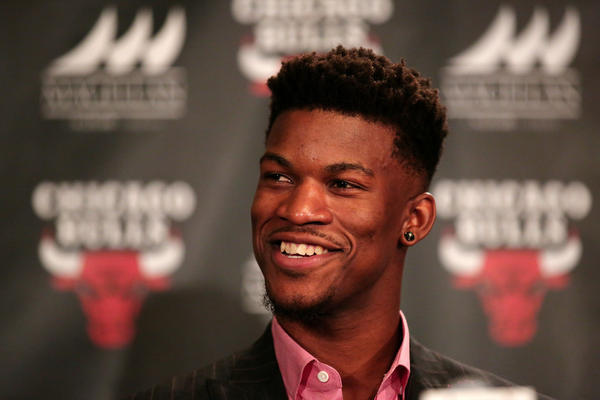 Chicago Bulls guard Jimmy Butler last week paid $4.3 million to buy a ...