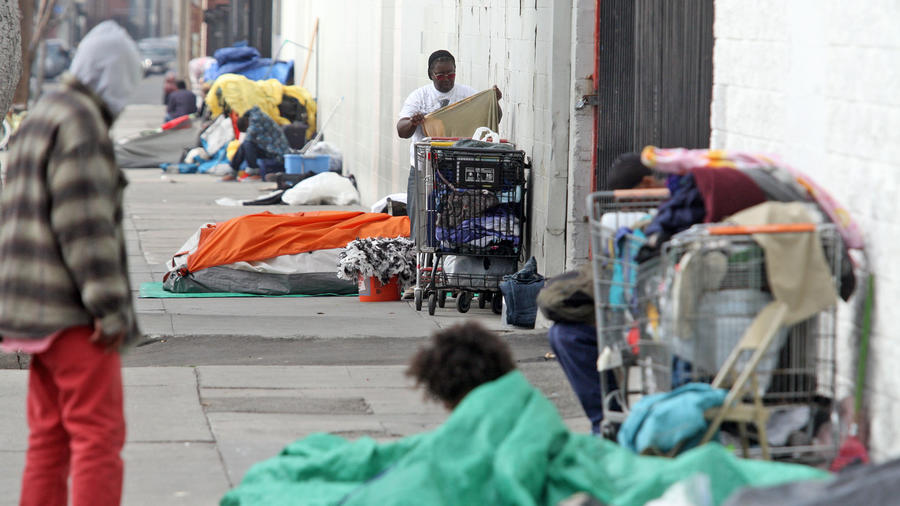 L.A. council proposes spending $100 million on homelessness crisis