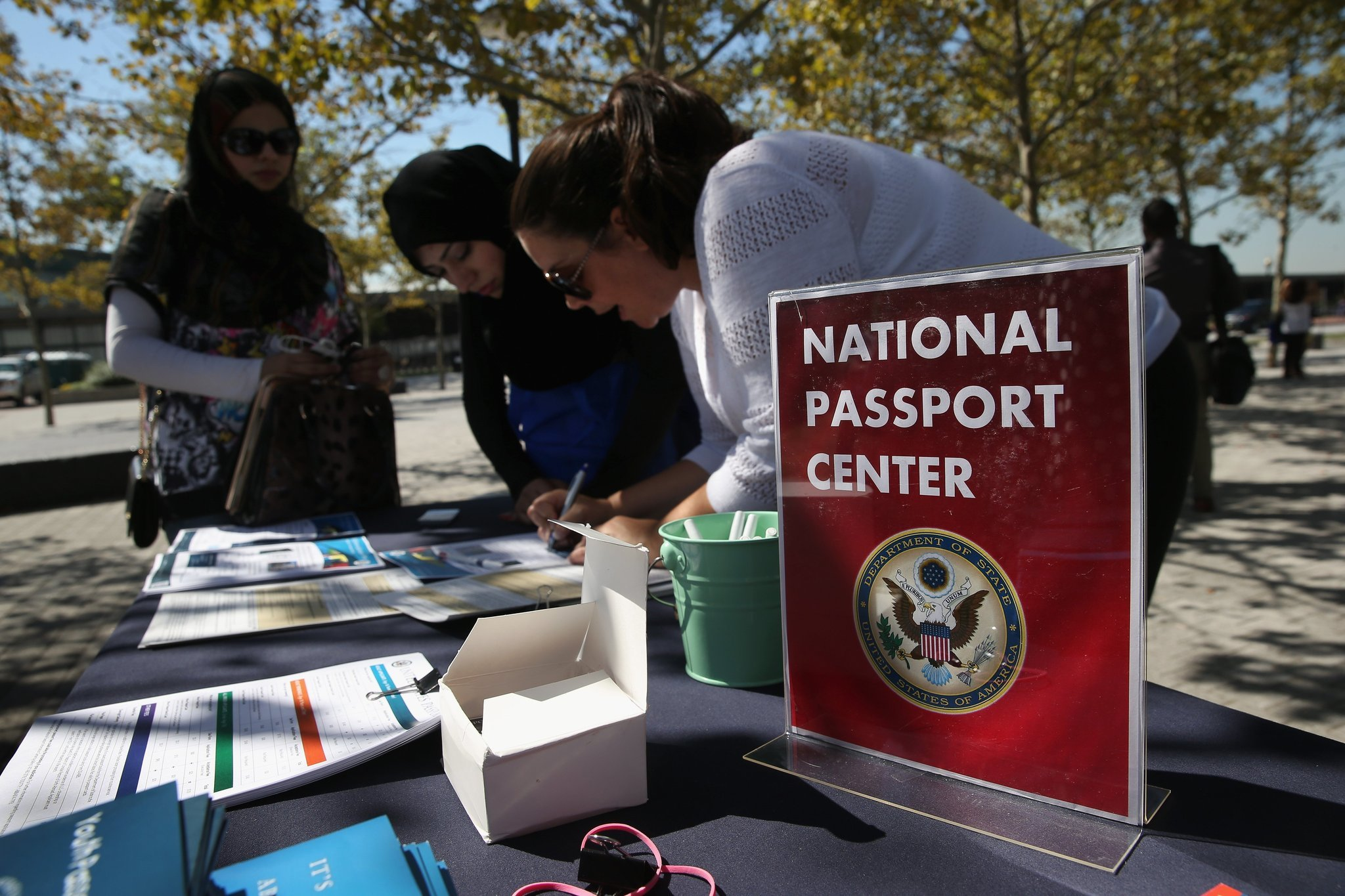 Saturday Is National Passport Day: Here's Where You Can Apply For Or Renew  Passports Without An Appointment  La Times