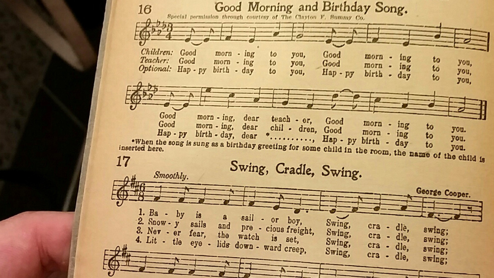 All the 'Happy Birthday' song copyright claims are invalid, federal judge rules