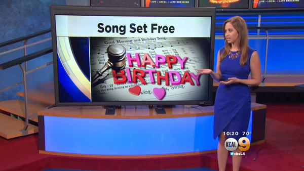 Woman among plaintiffs who challenged 'Happy Birthday' copyright 'Ecstatic' over ruling