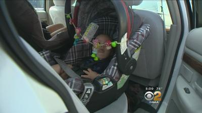 california mandates rear facing car seats for kids till theyre 2 la times