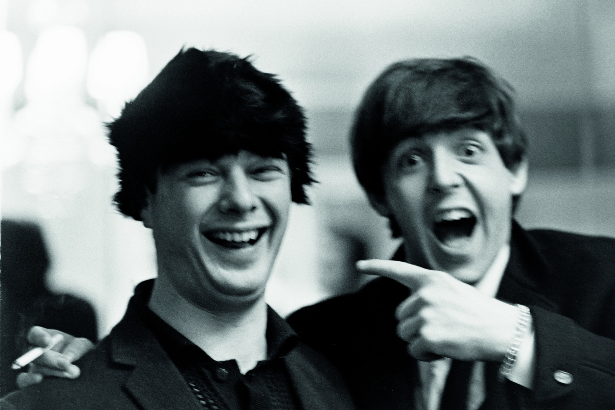 George Harrison And Ringo Starr Best Friends