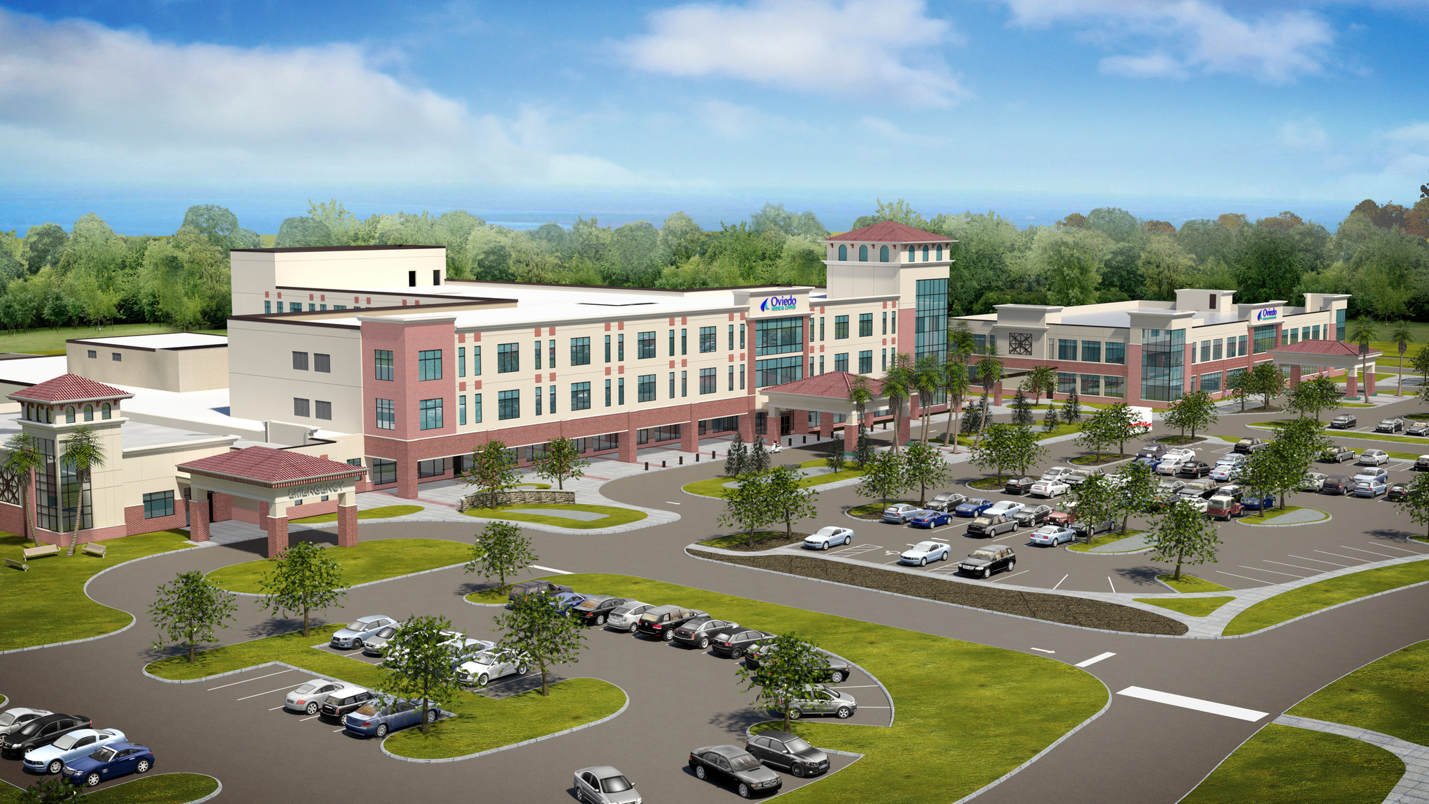 New hospital breaks ground in Oviedo Orlando Sentinel