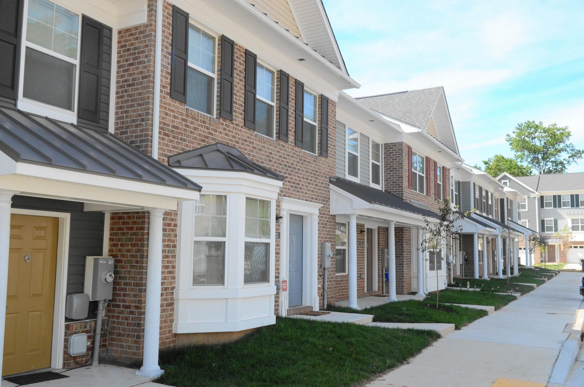 rent to own housing to open in riverview baltimore sun