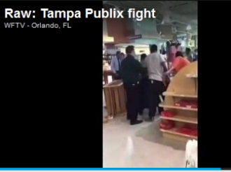 Report: Wing-ding of a fight broke out in Publix deli aisle