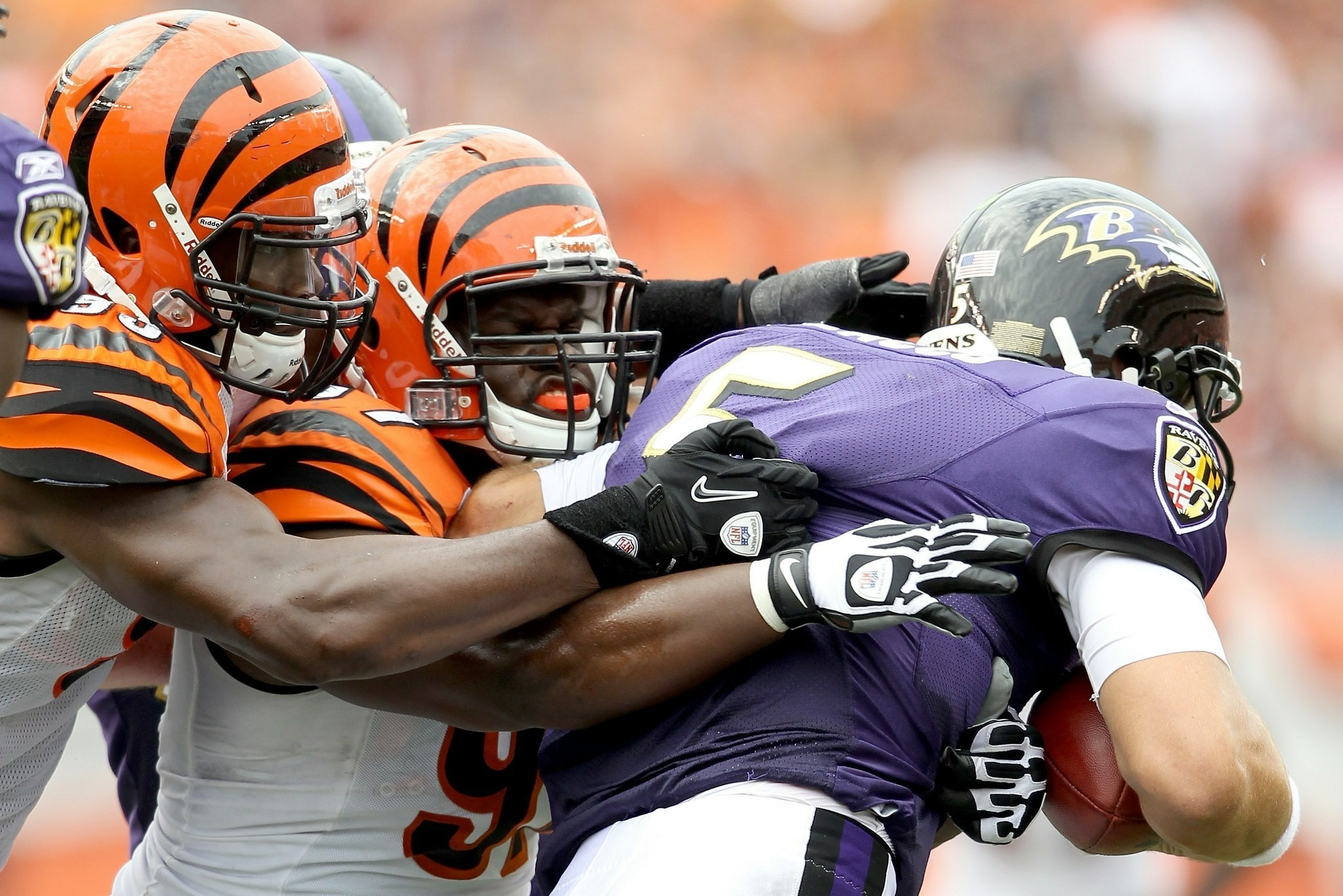 Bengals defensive line led by Geno Atkins could be a problem