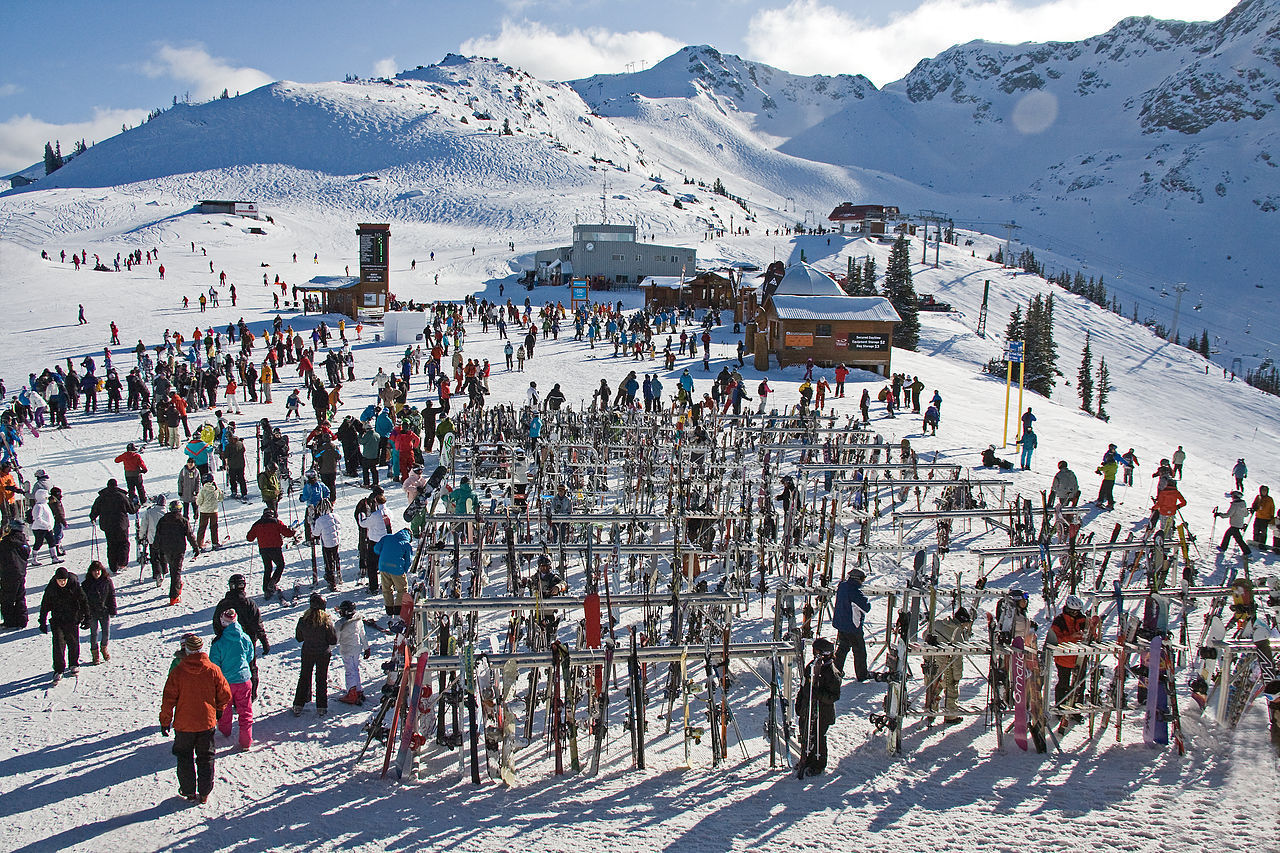 whistler blackcomb tops the list of best ski resorts in the west
