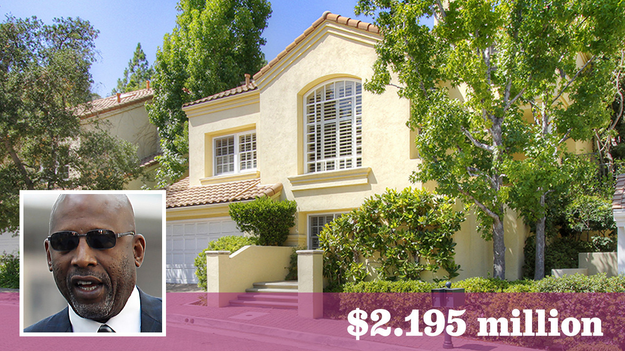 Lakers great James Worthy asking $2 195 million for Westside home