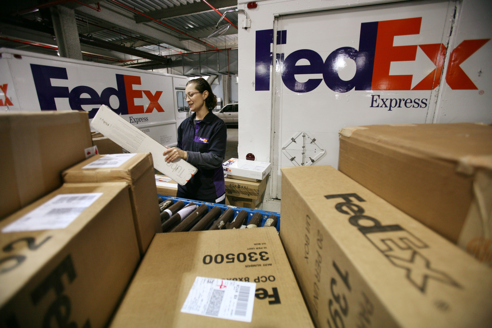 reports on fed ex operations