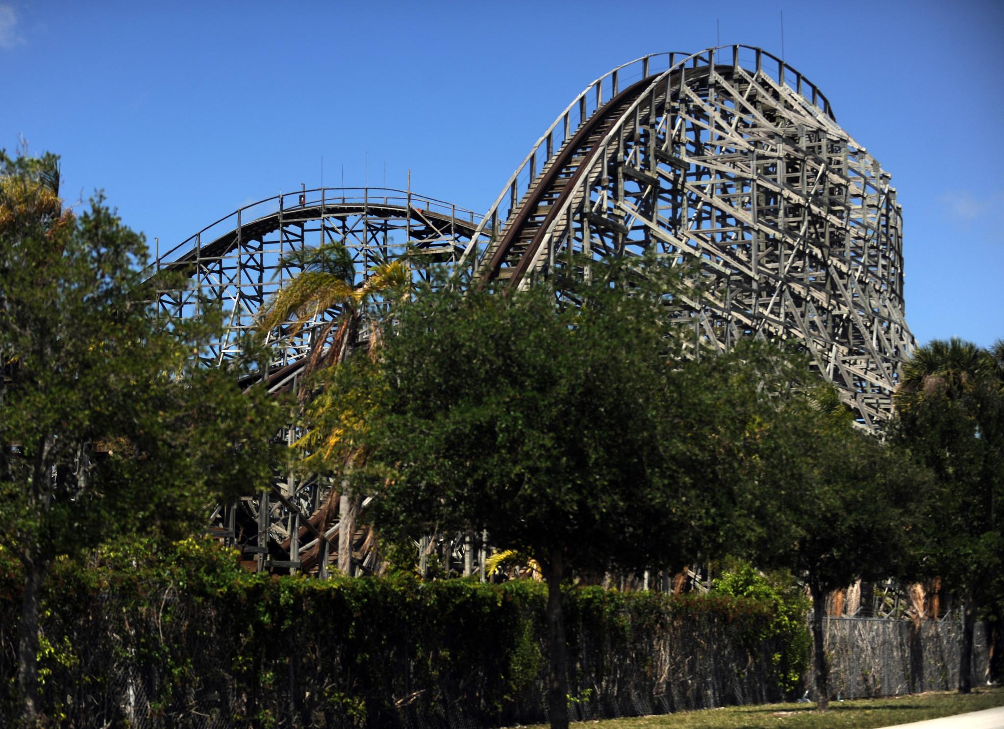 beach roller coaster - photo #9