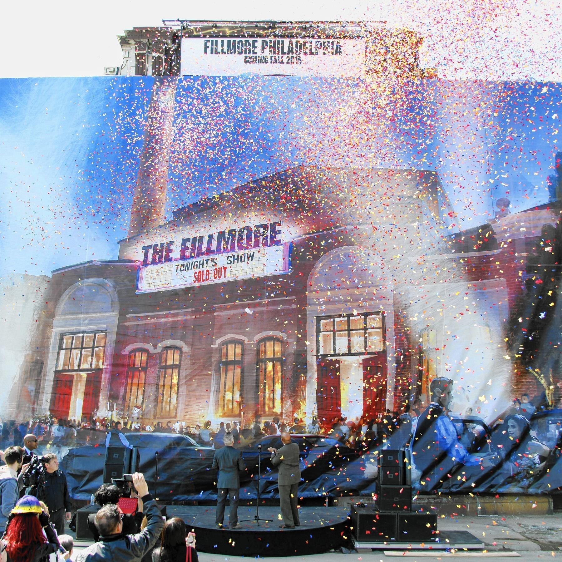 The Fillmore Philadelphia Opens In Fishtown The Morning Call
