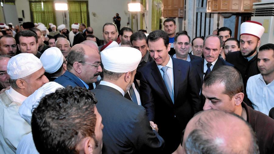С помощью Сирии, Владимир Путин позиционирует себя на мировой арене