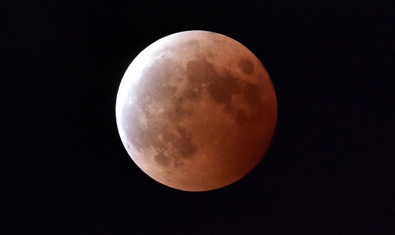 'Blood Moon' seen as sign of end times by some Mormons