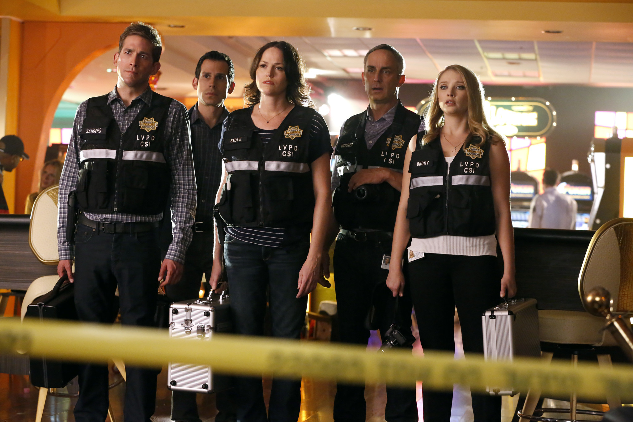 """""""I was part of this weird love story"""": Jorja Fox on 'CSI ..."""