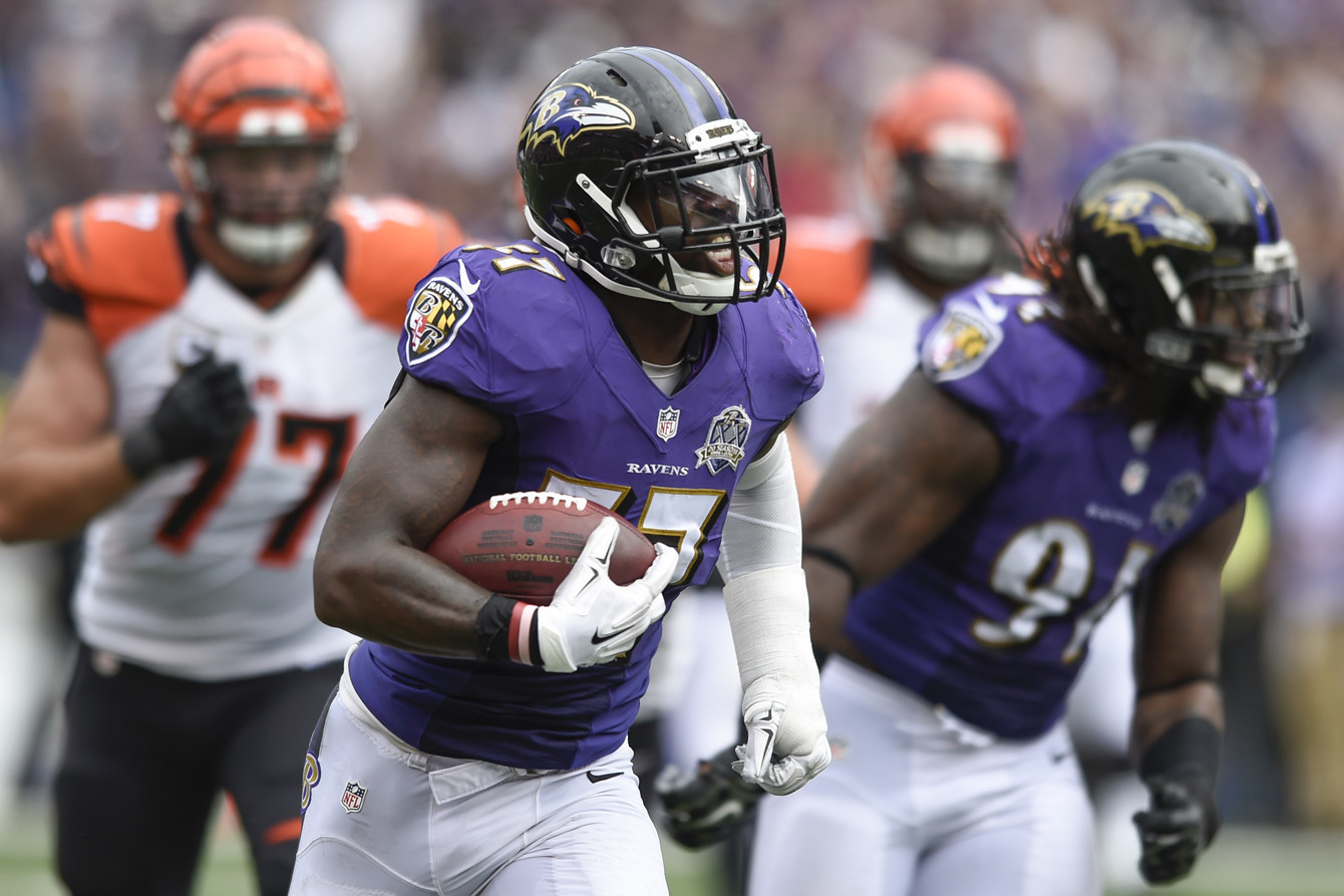 Ravens C J Mosley We have to find a way to finish Baltimore Sun