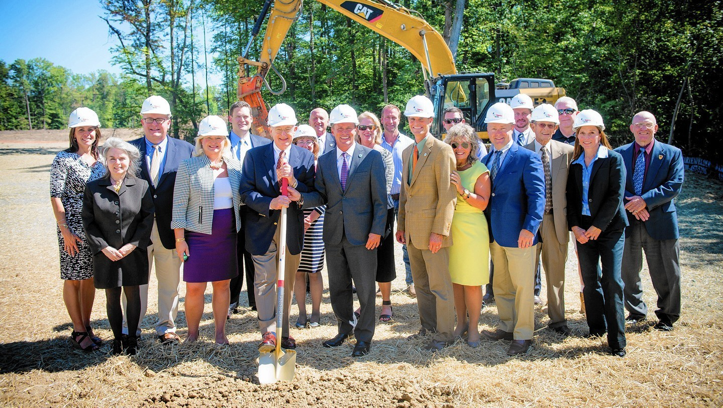 Bscamerica Breaks Ground On New Bel Air Auto Auction Site In