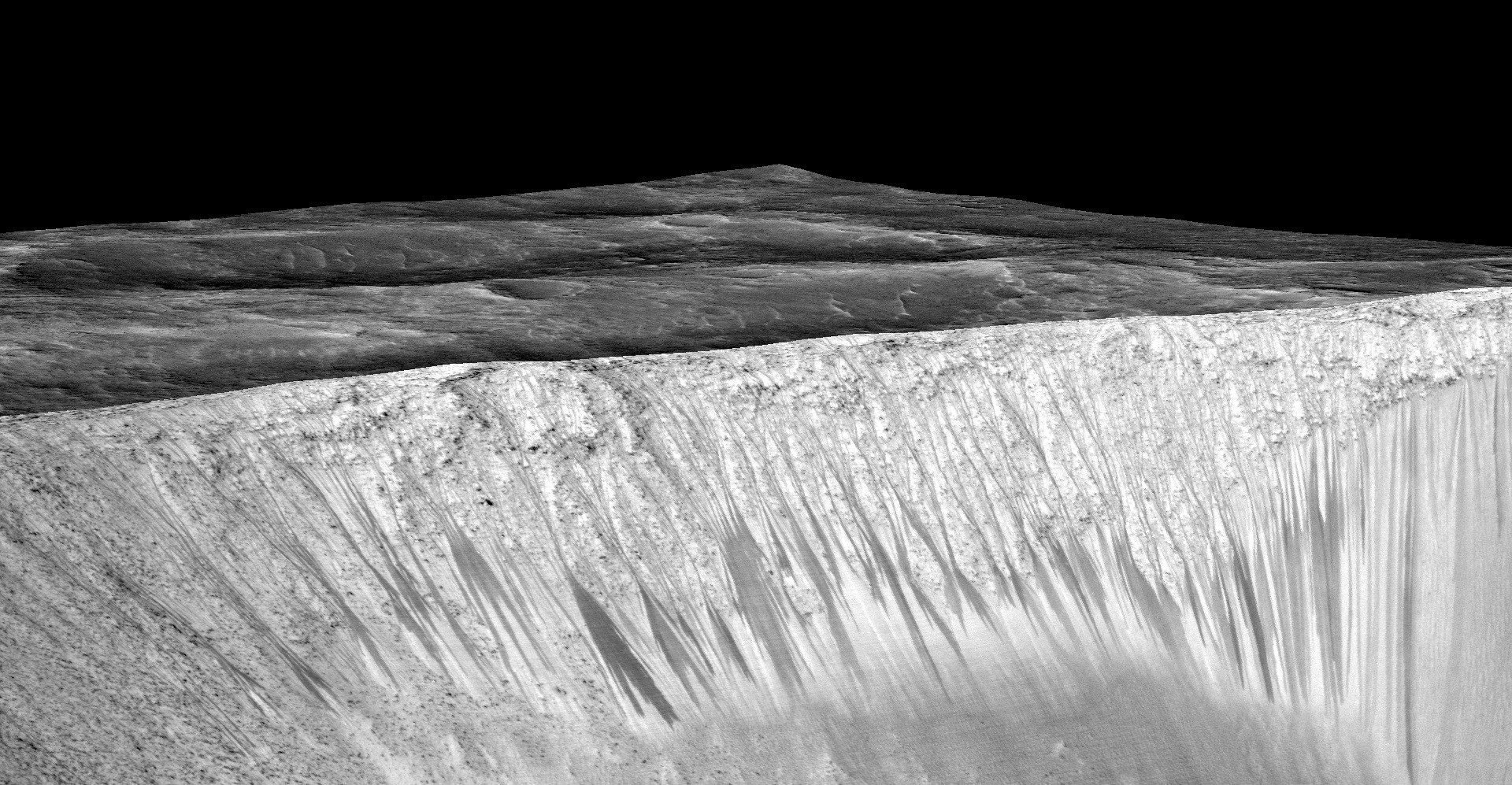 Discovery of water on Mars boosts possibility of life on the planet