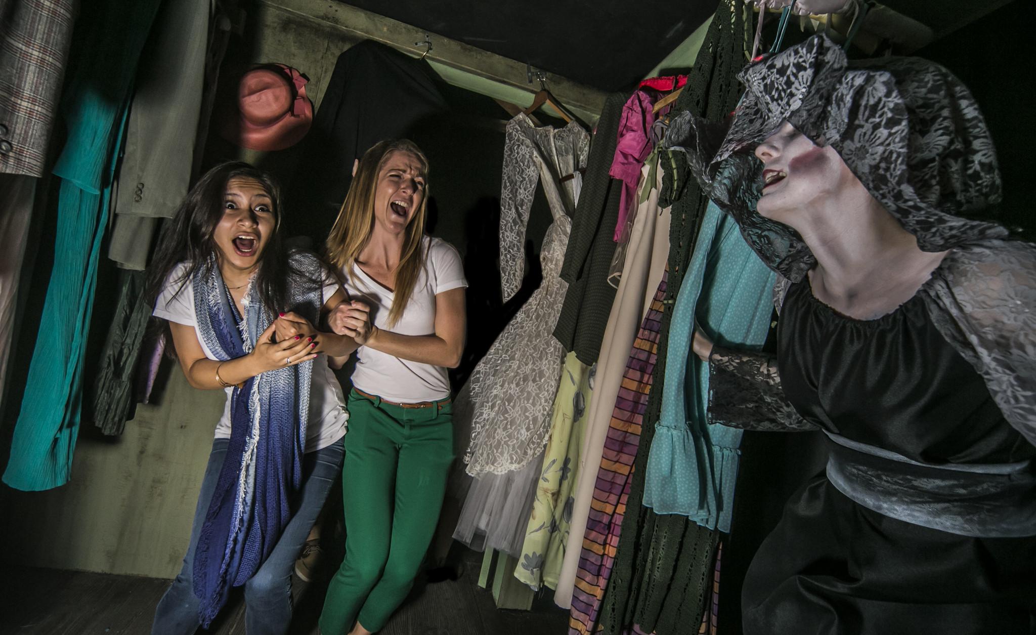 Pictures Busch Gardens Howl O Scream 2015 Orlando Sentinel