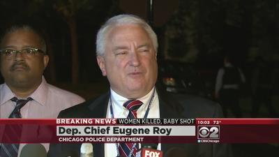 Attack on Chicago family leaves two women dead, baby injured