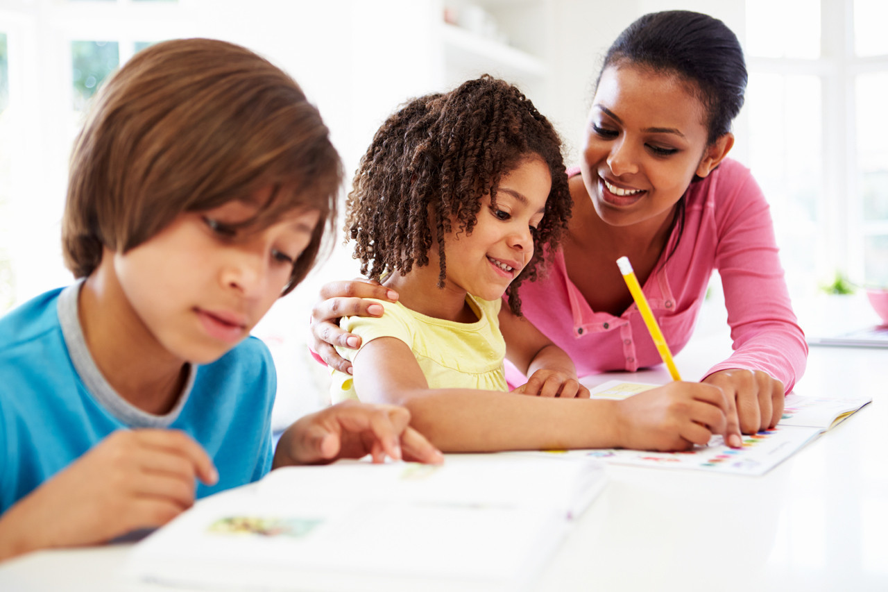 How to help children with homework