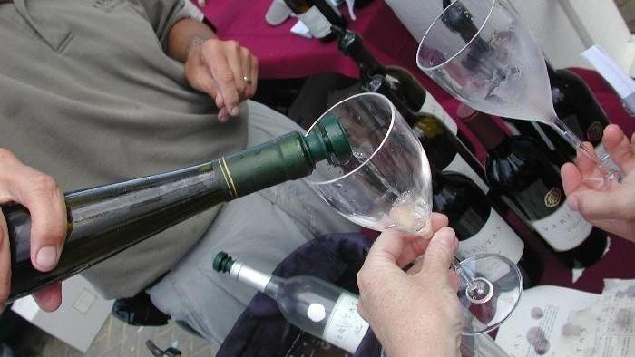 Pictures: Wine festivals in Hampton Roads