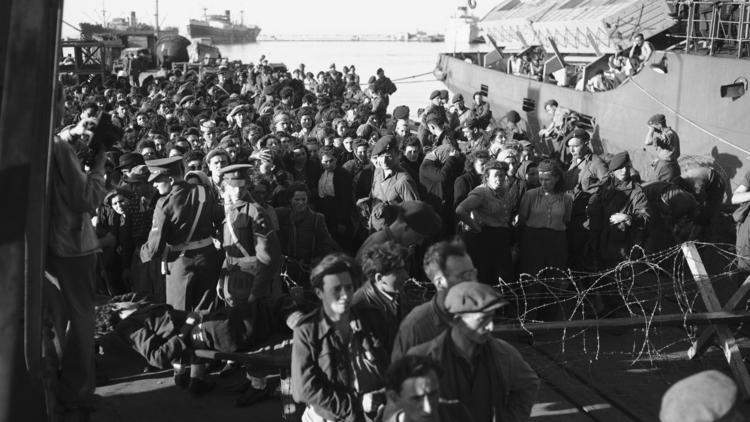 Looking back | The refugee crisis during World War II