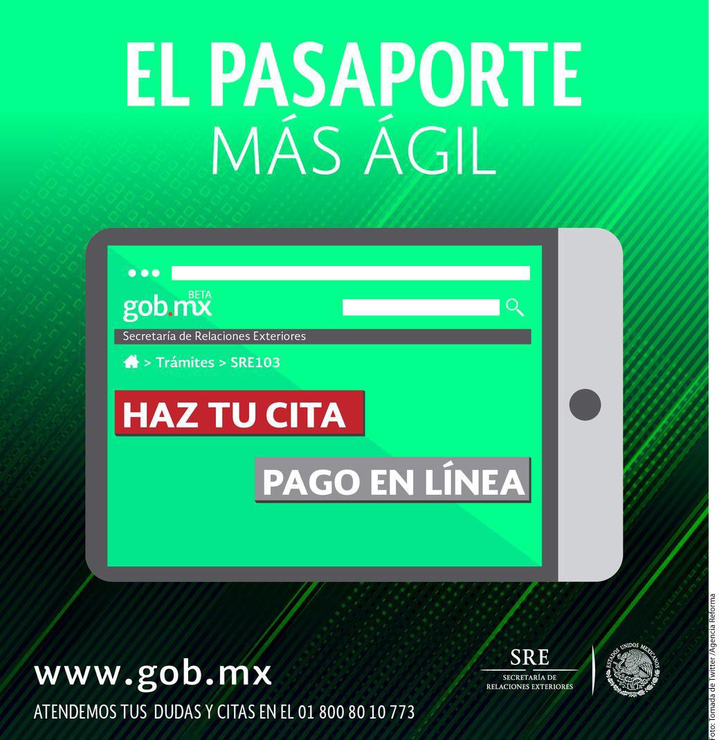 Visa Laser Que Est Pasando Con El Tr Mite De Pasaporte Mexicano