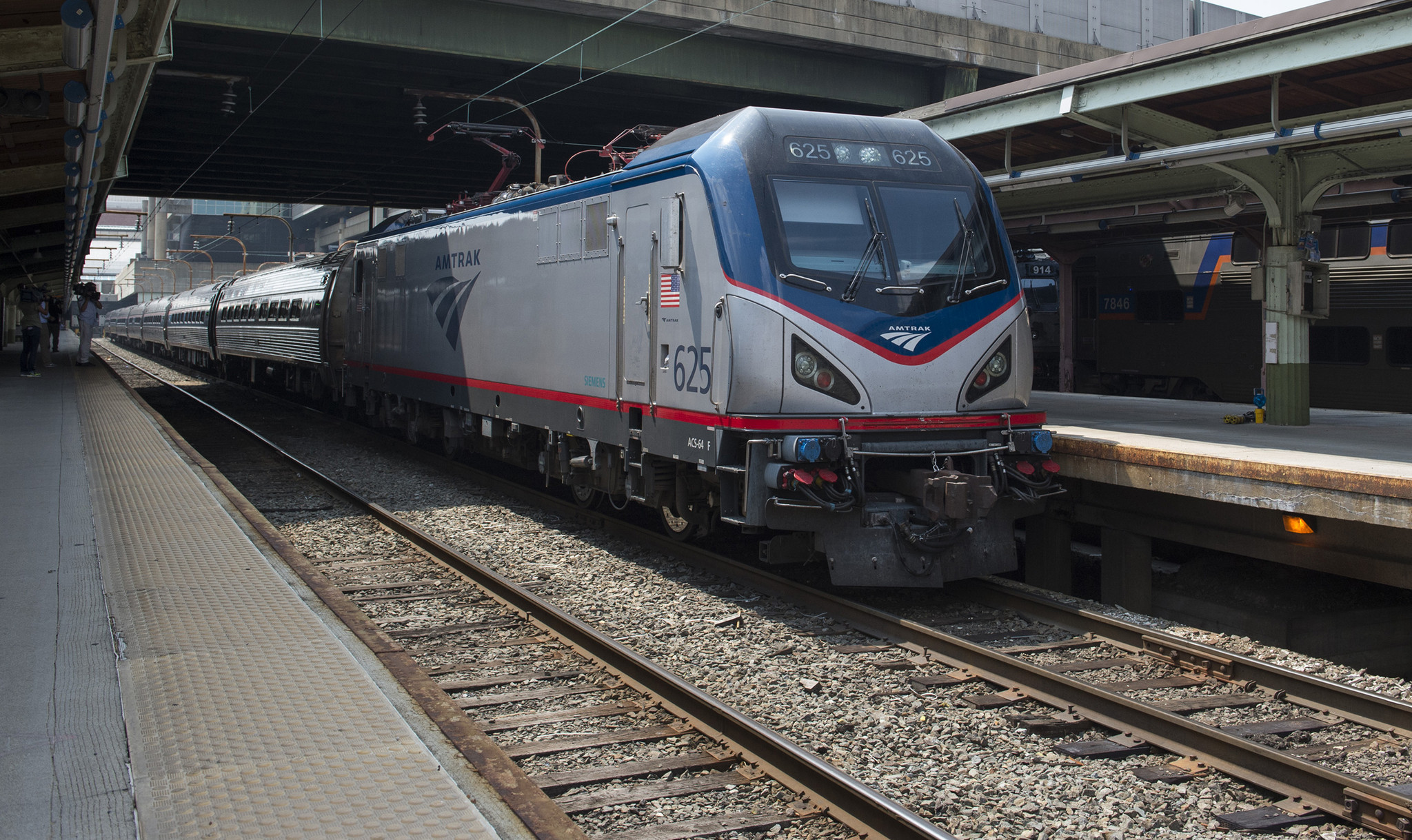 more baggage fees amtrak joins airlines la times