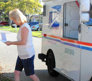 Officials: Mail carrier said he swiped 2,129 pieces of mail to make ends meet