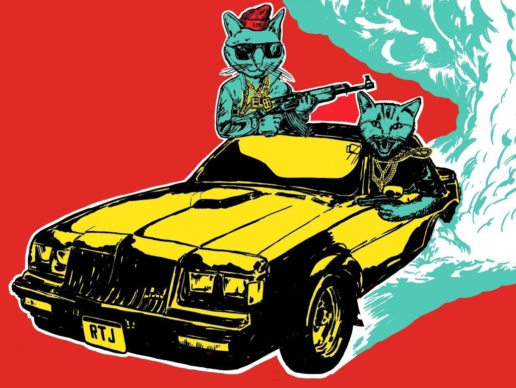 what does hip-hop need? according to run the jewels, more meowing
