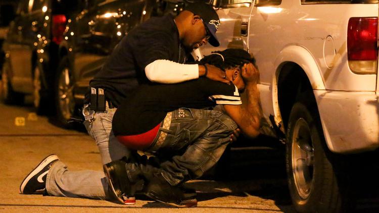 Photos: Chicago violence
