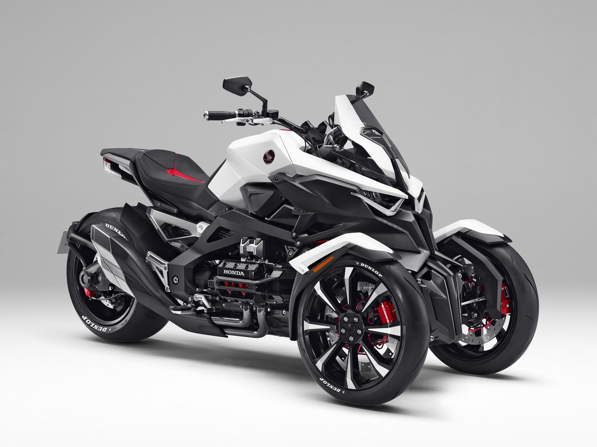 honda neowing unveiled  tokyo motor show la times