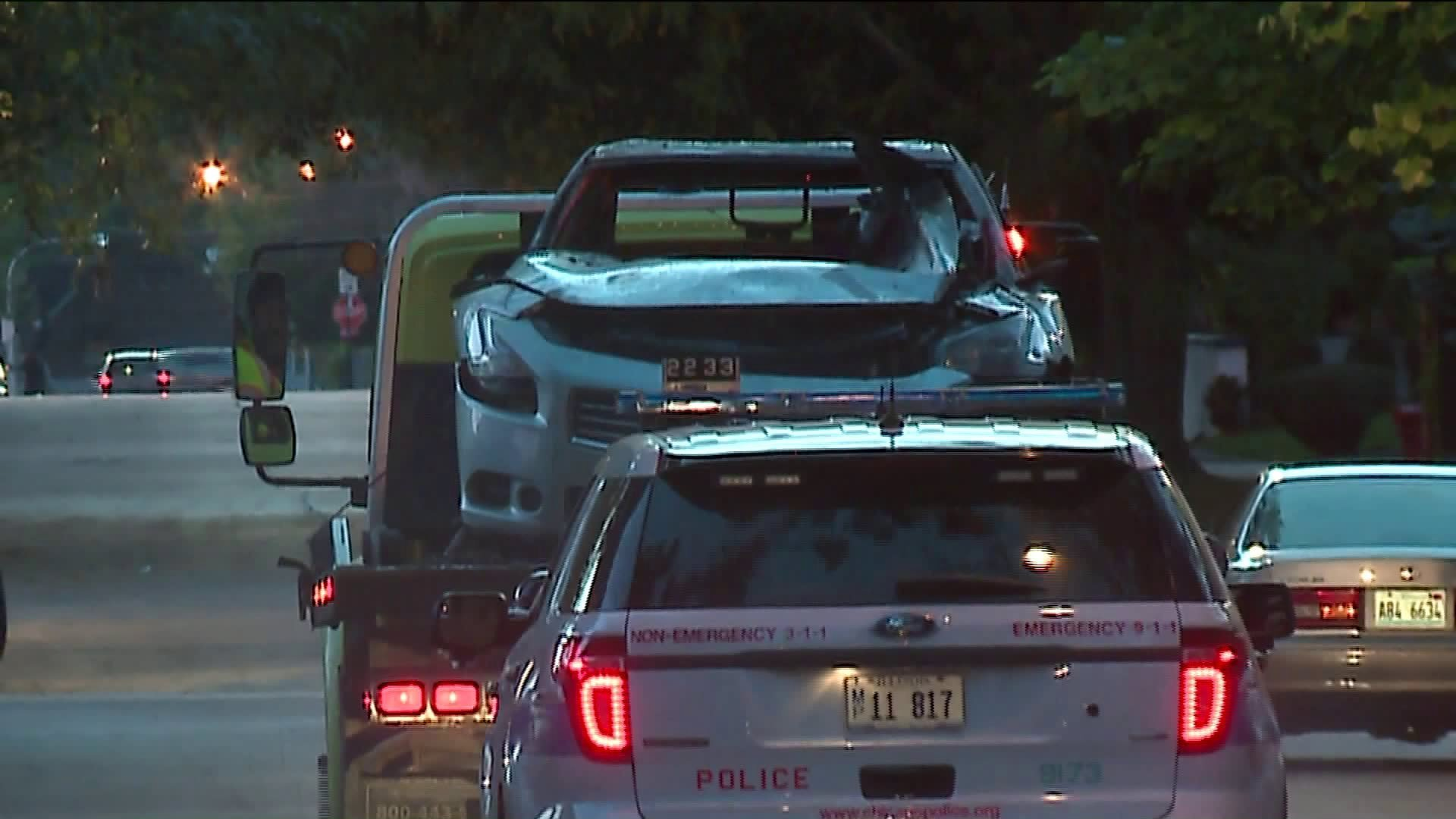 Body discovered in car on the Far South Side - Chicago Tribune