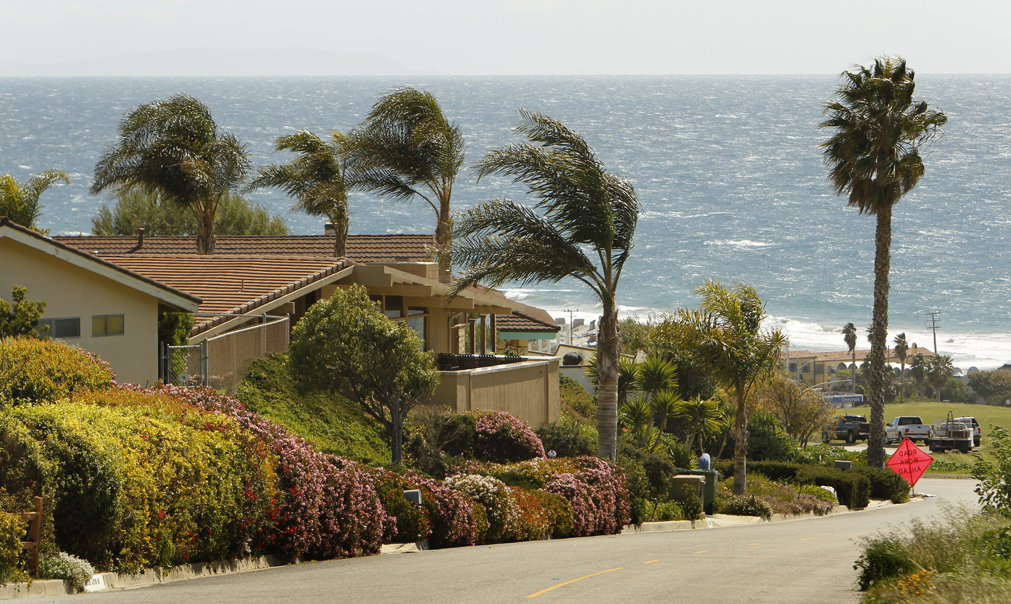 Wealthy L.A. areas use far more energy than poor ones