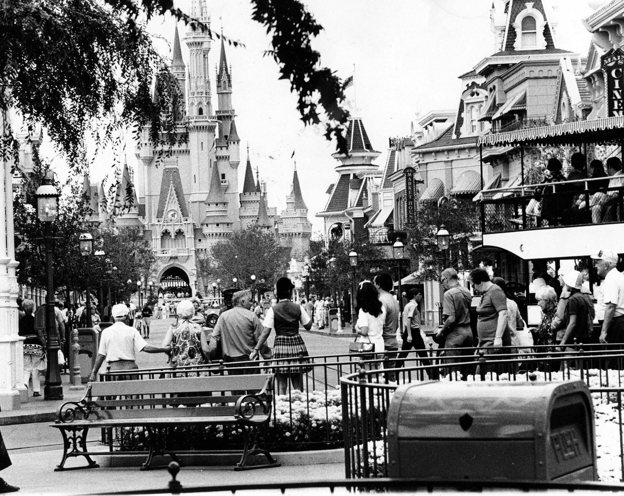Walt Disney World Turns 44 Years Old Orlando Sentinel