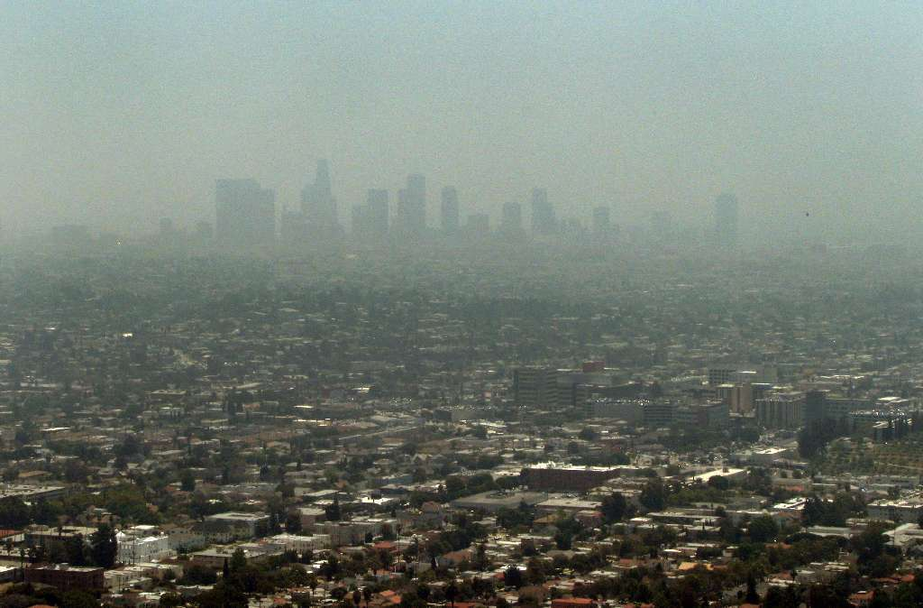 "air pollution in california California gov jerry brown on thursday signed a so-called ""sanctuary state"" bill  that will limit cooperation between local officials and federal."