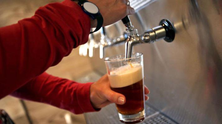 Will self-serve beer render bartenders obsolete?